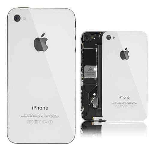 iPhone 4 takalasi + työkalut 1
