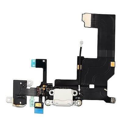iPhone 5 Latausliitin (Musta) 1