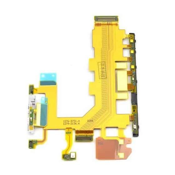 Xperia Z2 Äänenvoimakkuusnäppäin / Virtanäppäin Flex Kaapeli 1 20PCS-Lot-Mainboard-Motherboard-Side-Volume-Power-Button-Flex-Ribbon-Replacement-Part-For-Xperia-Z2-D6503.jpg_640x640