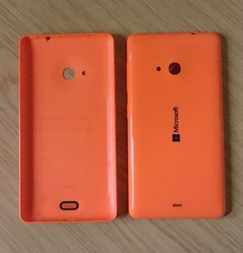 Microsoft Lumia 535 Akkukansi 1