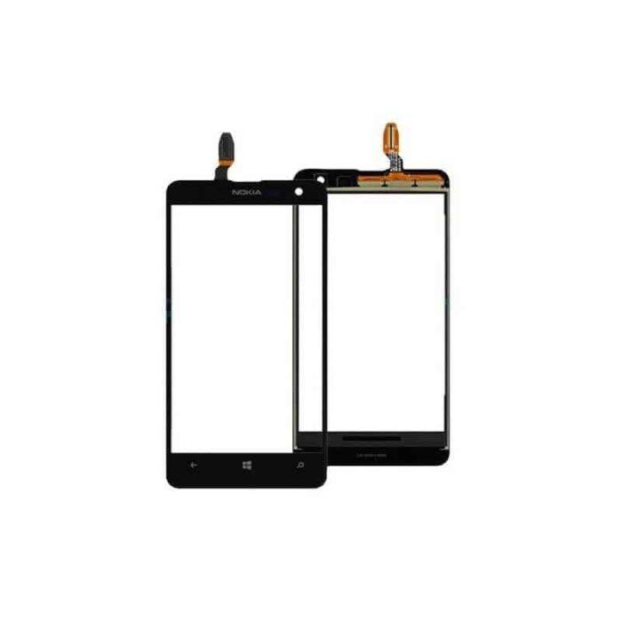 Lumia 625 etulasi ja kosketuspaneeli 1