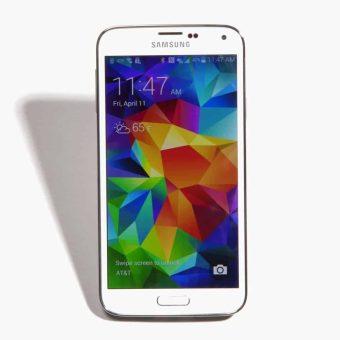 Samsung Galaxy S5 huolto