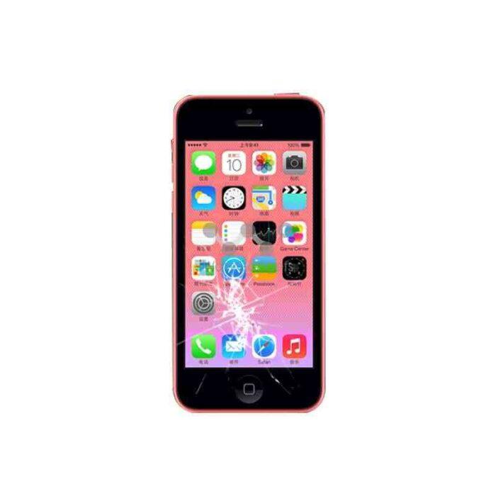 iPhone 5c näytön vaihto 1
