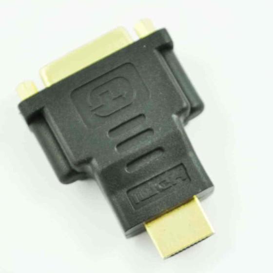 HDMI uros - DVI-D naaras 4