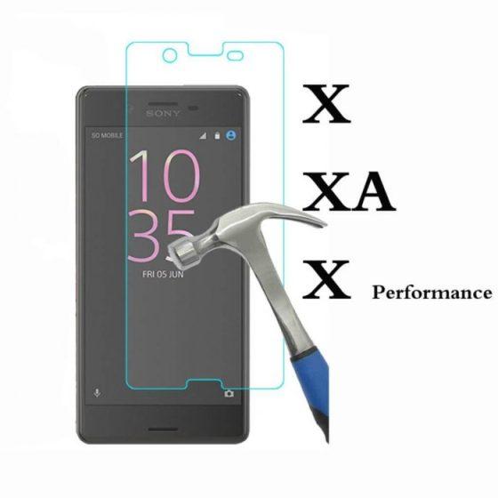 Sony Xperia X / XA / X iskunkestävä suojakalvo 1 HTB1Gr1zKpXXXXcDXVXXq6xXFXXXw