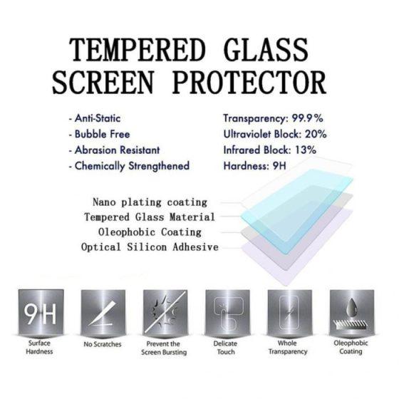 Sony Xperia X / XA / X iskunkestävä suojakalvo 3 HTB1zljOKpXXXXXYXFXXq6xXFXXXb