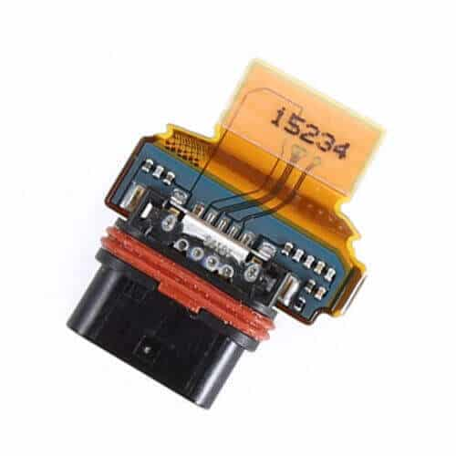 Sony Xperia Z5 Compact / mini Latausliitäntä Flex-Kaapeli 2 $_12