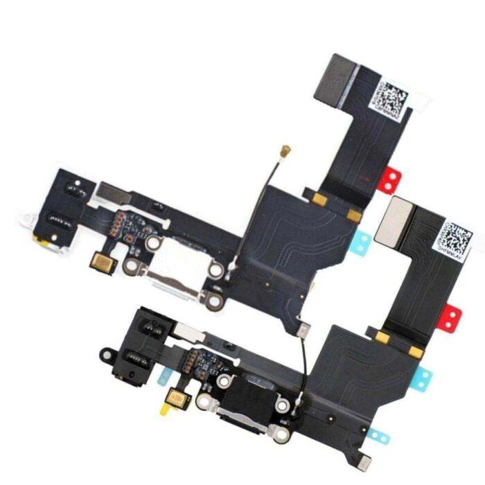iPhone 5S Latausliitännän Flex-Kaapeli 1
