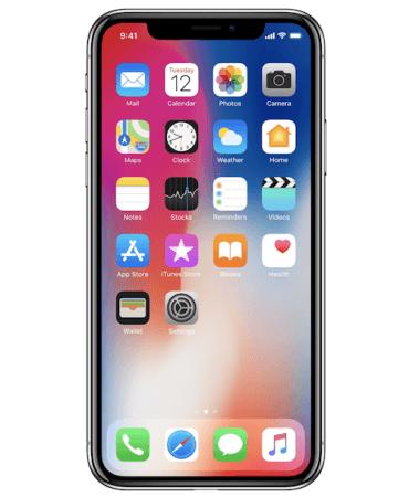 iPhone Xs näytön- ja lasin vaihto 1