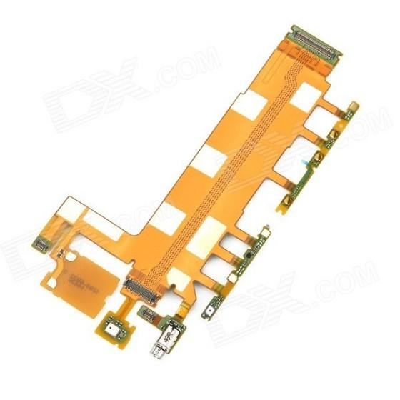 Sony Xperia Z3 Main flex-kaapeli 1 SN Xperia Z3 Power switch flex