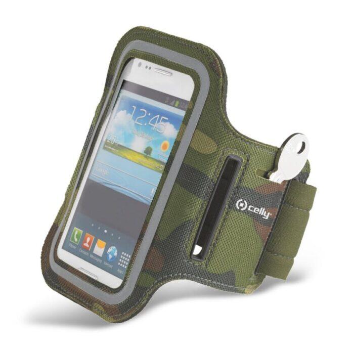 Celly käsivarsikotelo älypuhelimille 1