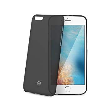Celly Frost musta suojakuori iPhone 6s Plus 1
