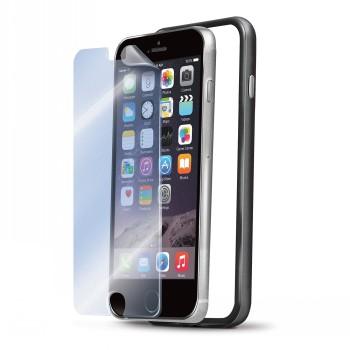 Celly Bumper Suojakuori + Suojalasi iPhone 6 Plus 1