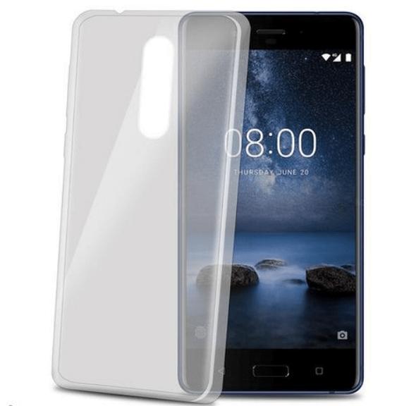 Celly Gelskin Suojakuori Nokia 8 1