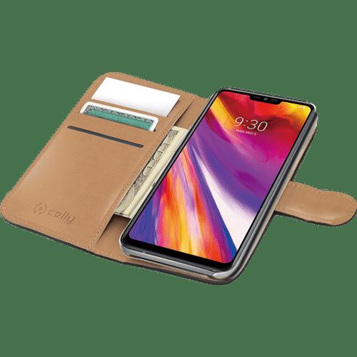 Celly Wally Lompakkokotelo LG G7 2