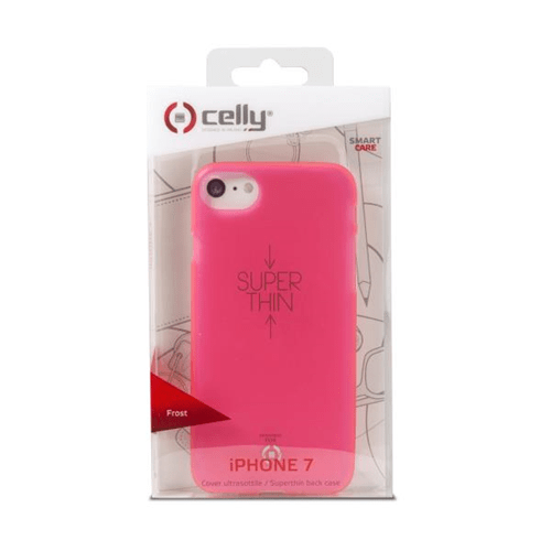 CELLY Frost pinkki suojakuori iPhone 7 1