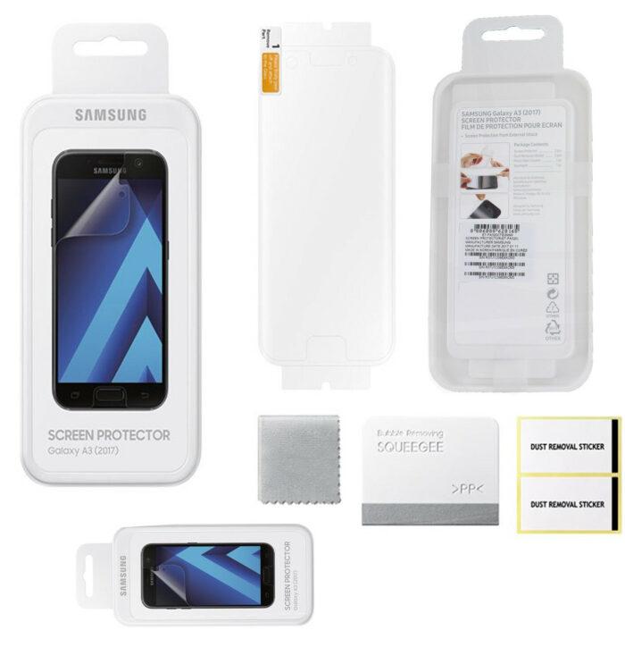 Samsung Galaxy A3 (2017) original iskunkestävä suojakalvo 1