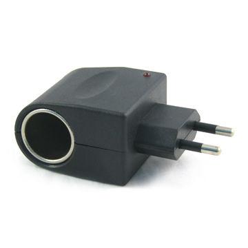 230V to 12V - tupakansytytin adapteri 2