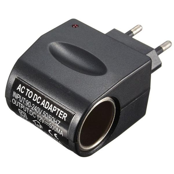 230V to 12V - tupakansytytin adapteri 3