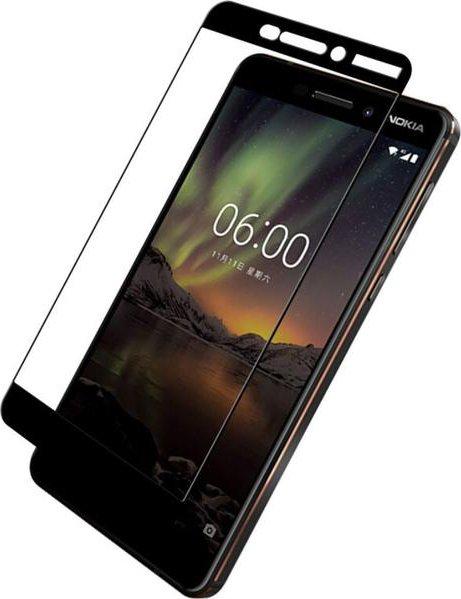 Celly Nokia 6 (2018) FullGlass Suojalasi 2