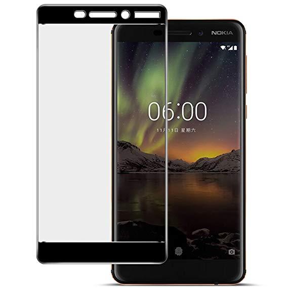 Celly Nokia 6 (2018) FullGlass Suojalasi 1