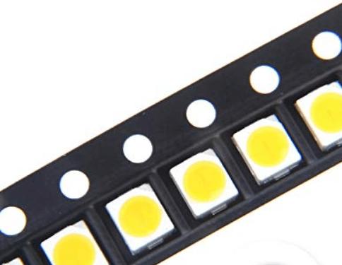 SMD LED 3,5x2,8mm 1