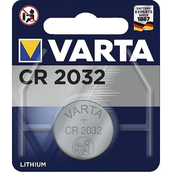 Varta CR2032 -paristo, 3 V, Lithium 1