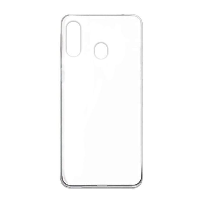 Samsung Galaxy A40 suojakuori läpinäkyvä 1