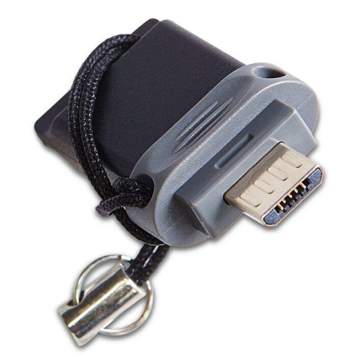 Verbatim Dual USB-A / MicroUSB muistitikku 32GB 1