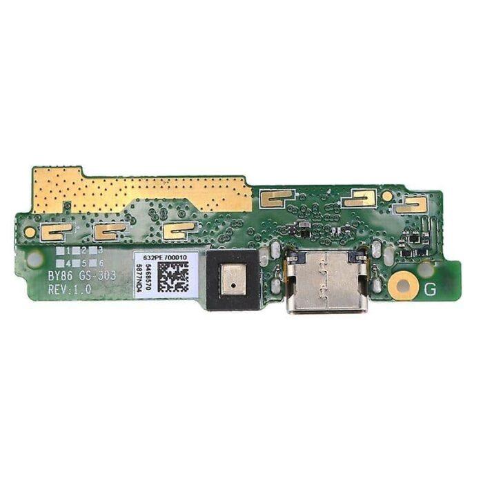 Sony Xperia XA1, Ultra Micro-usb latausportti 1