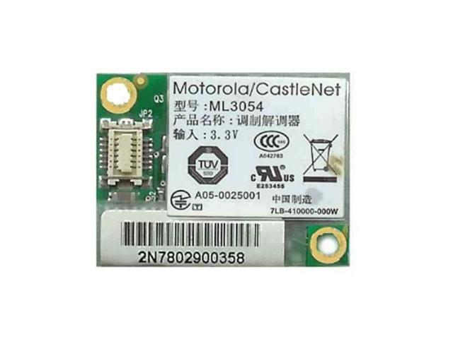 Motorola ML3054 Verkkokortti, 76G063054-00 1