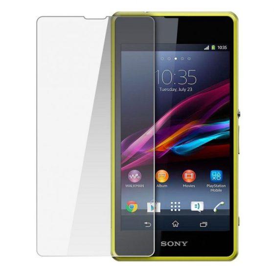 Sony Xperia Z1 mini/compact suojalasi 1