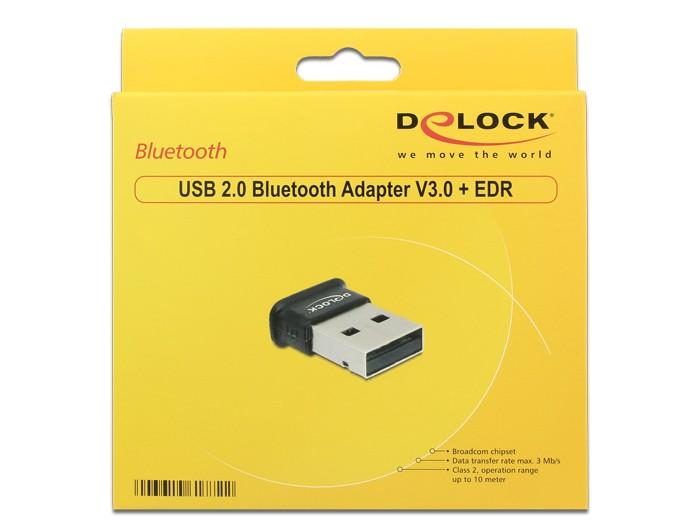 Mini Bluetooth Dongle V3.0 + EDR USB 2.0-adapteri 3