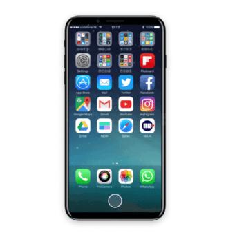 iPhone 8 näyttömoduuli + työkalut 1