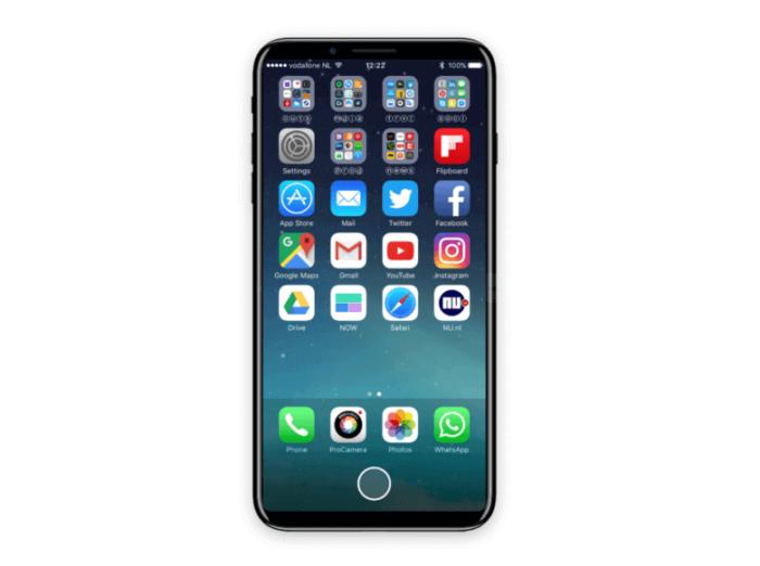 iPhone 8 PLUS näyttömoduuli + työkalut 1