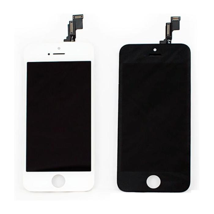 iPhone SE näyttömoduuli (2016) + työkalut 1