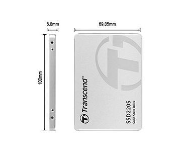 "TRANSCEND SSD220S 120GT SSD 2.5"" SATA3 2"