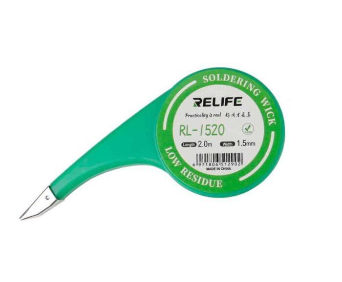 RELIFE Tinaimunauha 2,5 mm x 2M - RL-2520 4